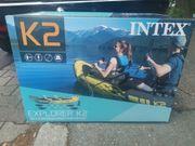 Kajak Intex Explorer K2 Neu