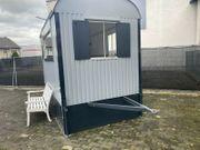 Bauwagen Gartenhaus Bürocontainer Tiny House