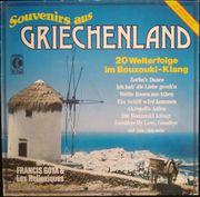 LP- Souvenirs aus Griechenland 1979