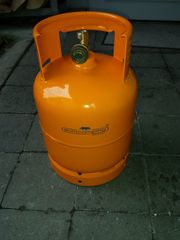 Campinggas Flasche