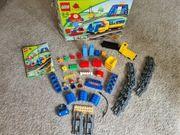 Lego Duplo 5608 Eisenbahn-Set Zug
