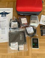 Langzeit Blutdruck Messgerät PC System