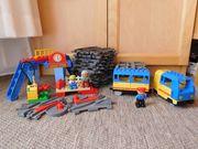 LEGO Duplo Eisenbahn 5608 und