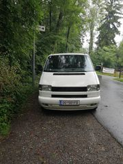 VW T4 light-camper Umbau