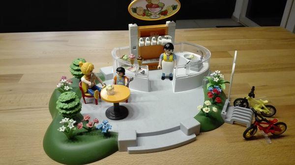 Playmobil SuperSet Eisdiele