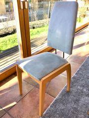 12 Stühle für Esszimmer