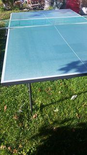 Tischtennis Tisch wetterfest