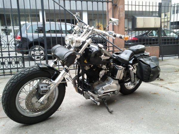 Harley Davidson XLH 1000 Bj