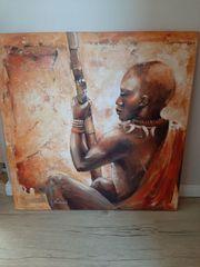 Bilder mit afrikanischen Motiven auf