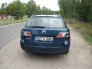 Mazda 6 Kombi Diesel beschädigt