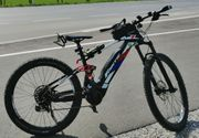 E-Bike Fantic XF1 Tail 140