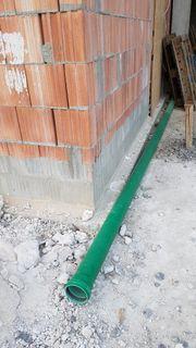 Abwasser Rohr KG 2000 grün