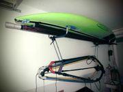 Surf-Brett FANATIC mit 2 Masten