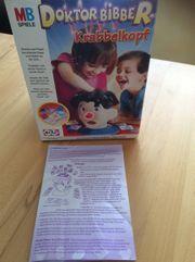 MB Spiele Dr Bibber Krabbelkopf