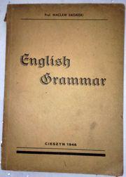 For Sale E-Book English Grammar -