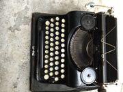 Schreibmaschine -Alt