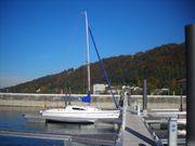 Seegelboot FAN 23