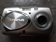 Foto Kamera Olympus mju 300