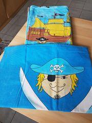Kinderbettwäsche Pirat 135 x 200
