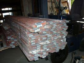 Sonstiges Material für den Hausbau - 290 m² gebrauchtes Gerüst Layher