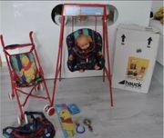 Puppe Puppen-Set v HAUCK Winnie