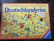 Deutschlandreise - gelbe Ausgabe Spiel