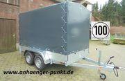 PKW Fahrschulanhänger 2500 Kg Tandem