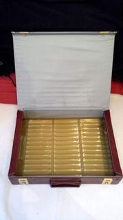 Kassetten Koffer