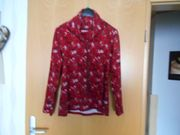 Shirt rot-schwarz-weiss von Via Cortesa