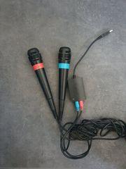 Play Station 2 - Mikrophone für