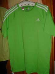 Herren Adidas T-Shirt Climalite Gr