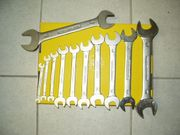 Oldtimer-Werkzeug neu von Gedore Gabel
