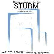 STURM Dienstleistungen Umzüge Reinigung