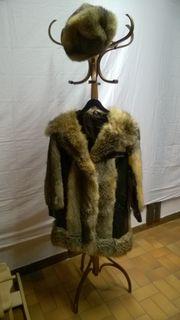 sehr schöne echt Pelz -Jacke