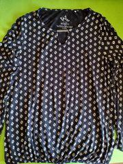 Damen - Langarm-Shirt Gr M