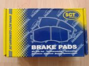 Disk Brake Pads 4x für