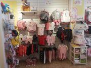 Komplett ausgestatteter Babyladen auf Mallorca