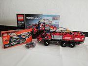 Lego Technic Feuerwehrauto 42068 Motor