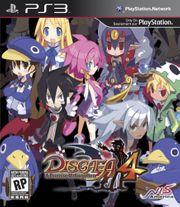 Disgaea 4 - PS3