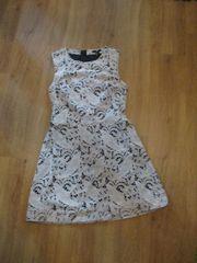 Kleid Minikleid Kurz H M