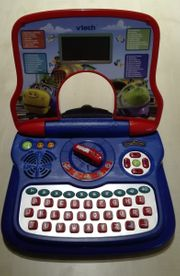 V-tech Lerncomputer Chuggington Laptop