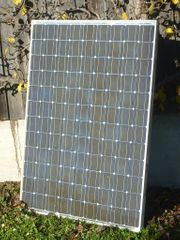 Solarstrommodul Photovoltaikmodul 150 W ideal