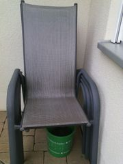 Terrassen-Stühle