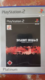 Silent Hill 2 Playstation
