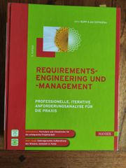 Fachbuch zu IT-Projekten Requirements-Engineering und