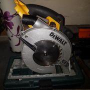 Dewalt DC300 Akku Handkreissäge