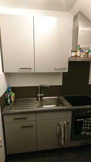 Küche mit Bauknecht Geräten transportfähig