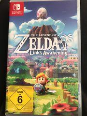 Zelda Links Awakening - Nintendo Switch
