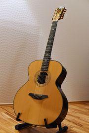 Furch S23-CR12 12-saitige Jumbo Westerngitarre