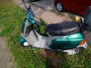 Wer vermißt diesen Motorroller